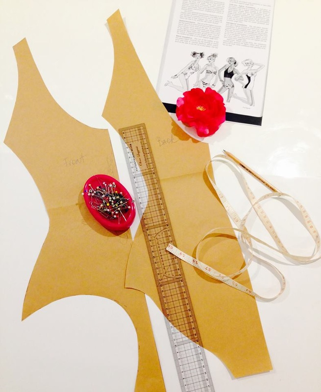 Free pattern making courses - learn how to design sewing pattern