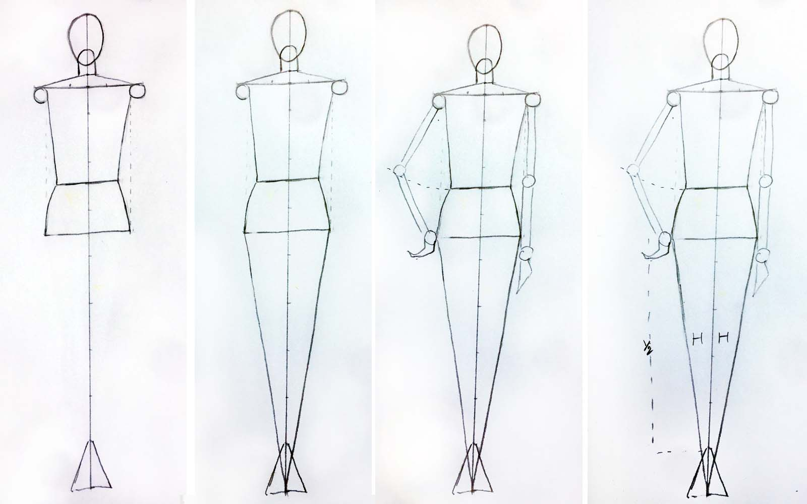 Learn how to draw fashion design Learn how to draw fashion sketches with Ioana Avram