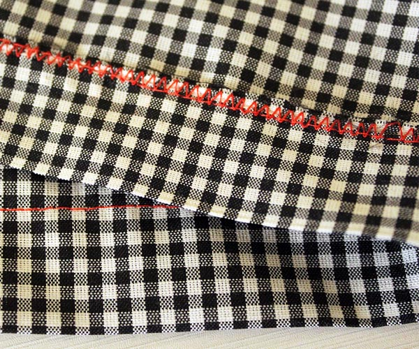 Learn how to finish hem without serger