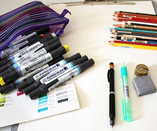 Tools for fashion designing