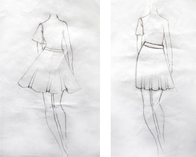 draw drapes depended on fabric